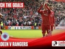 Aberdeen 2:1 Rangers