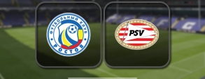 FK Rostov 2:2 PSV Eindhoven