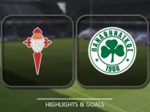 Celta Vigo 2:0 Panathinaikos Ateny