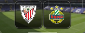 Athletic Bilbao 1:0 Rapid Wiedeń