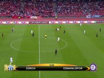 FC Zurich 2:1 Osmanlispor