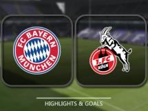 Bayern Monachium 1:1 FC Koln