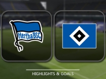 Hertha Berlin 2:0 Hamburger SV