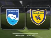 Pescara 0:2 Chievo Verona