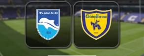 Pescara - Chievo Verona