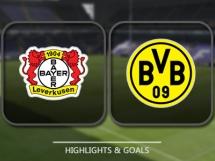 Bayer Leverkusen 2:0 Borussia Dortmund