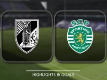 Vitoria Guimaraes 3:3 Sporting Lizbona