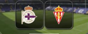 Deportivo La Coruna 2:1 Sporting Gijon