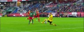 Lokomotiw Moskwa 1:1 Arsenal Tula