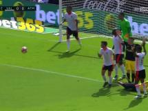 Valencia CF 0:2 Atletico Madryt