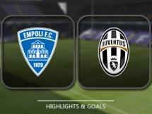 Empoli 0:3 Juventus Turyn