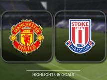 Manchester United 1:1 Stoke City