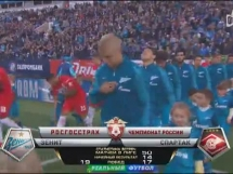 Zenit St. Petersburg 4:2 Spartak Moskwa