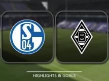 Schalke 04 4:0 Borussia Monchengladbach