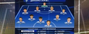 Dynamo Kijów 2:0 Zirka Kropyvnytskyi