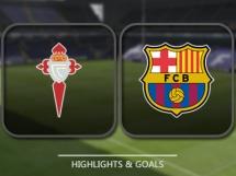 Celta Vigo 4:3 FC Barcelona