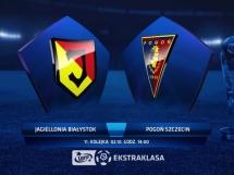 Jagiellonia Białystok 0:0 Pogoń Szczecin