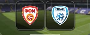 Macedonia - Izrael