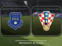 Kosowo 0:6 Chorwacja