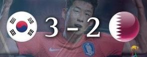 Korea Południowa 3:2 Katar