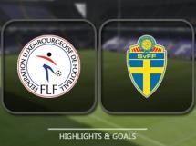 Luksemburg 0:1 Szwecja
