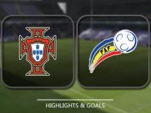 Portugalia 6:0 Andora