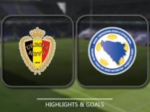 Belgia 4:0 Bośnia i Hercegowina