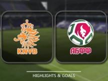 Holandia 4:1 Białoruś
