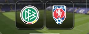 Niemcy 3:0 Czechy