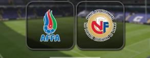 Azerbejdżan 1:0 Norwegia