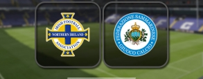 Irlandia Północna 4:0 San Marino
