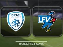 Izrael 2:1 Liechtenstein