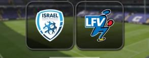 Izrael - Liechtenstein