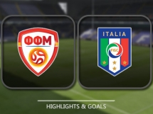 Macedonia 2:3 Włochy