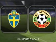 Szwecja 3:0 Bułgaria