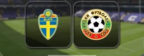 Szwecja - Bułgaria