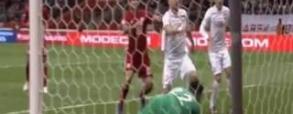 Haroyan na 1-1. Bramka dla Armenii!