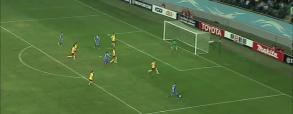 Uzbekistan 2:0 Chiny