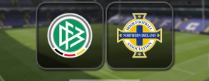 Niemcy 2:0 Irlandia Północna