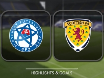 Słowacja 3:0 Szkocja