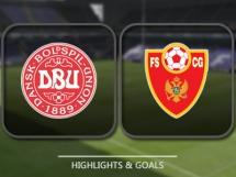 Dania 0:1 Czarnogóra