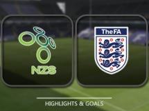 Słowenia 0:0 Anglia