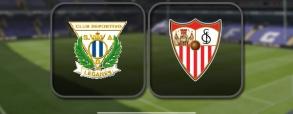 Leganes 2:3 Sevilla FC