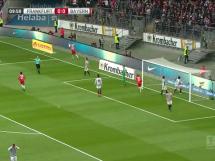 Eintracht Frankfurt 2:2 Bayern Monachium