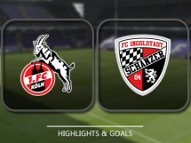 FC Koln 2:1 Ingolstadt 04