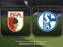 Augsburg 1:1 Schalke 04