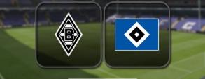 Borussia Monchengladbach 0:0 Hamburger SV