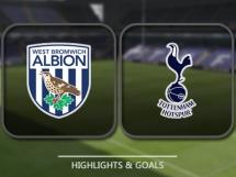 West Bromwich Albion 1:1 Tottenham Hotspur