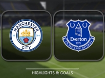 Manchester City 1:1 Everton