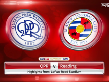 Queens Park Rangers 1:1 Reading